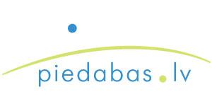 PIEDABAS.LV – KANOE LAIVU NOMA Logo